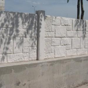 Prefabbricati per recinzioni